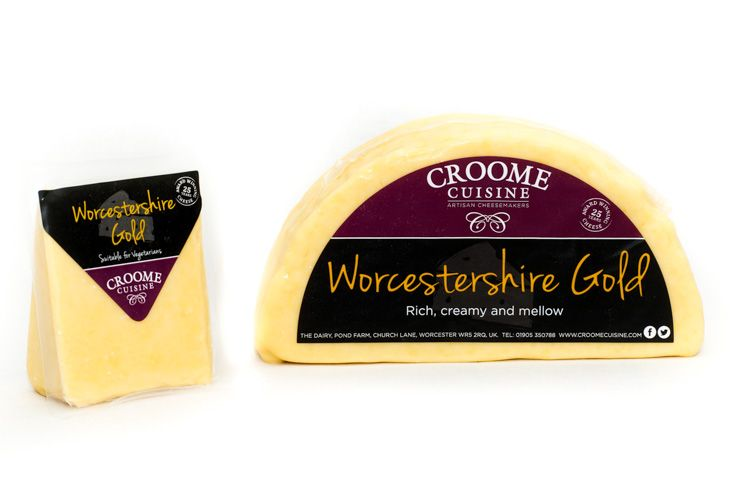 Croome Cuisine Cheese - 150g