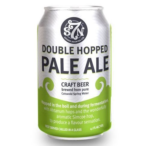 S7N Double Hopped Pale Ale - 330ml Can